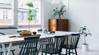 威洛斯家具,北欧餐椅,北欧家具,北欧风格家具
