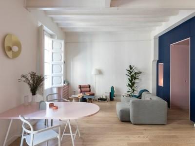 挑战现状的4种现代客厅理念
