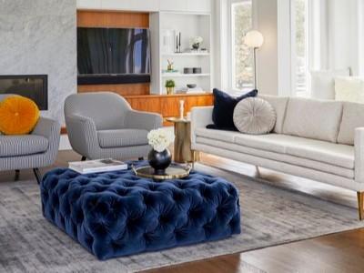 威洛斯家具的现代客厅及卧室家具