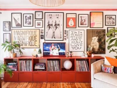 客厅家具和装饰:灵感与建议