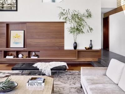 威洛斯的5个现代客厅创意