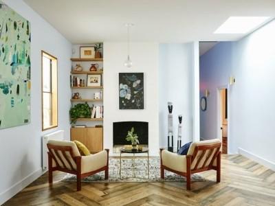 5个小客厅想法,使30平方米的感觉像个豪宅
