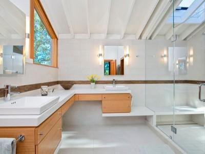 L型浴室虚荣的想法,因为每个人都应该做梦-威洛斯