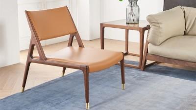休闲椅的极简造型设计是否符合客厅的摆放?-sunwings-f