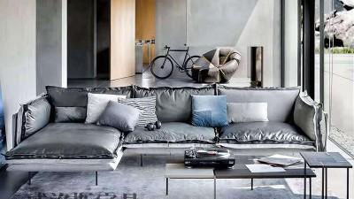 威洛斯,意式极简沙发,意式极简沙发品牌