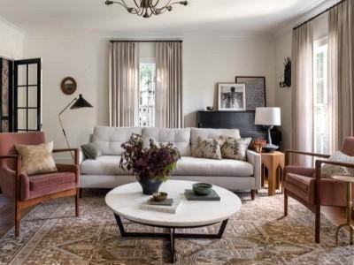 4种改变客厅风格的方法