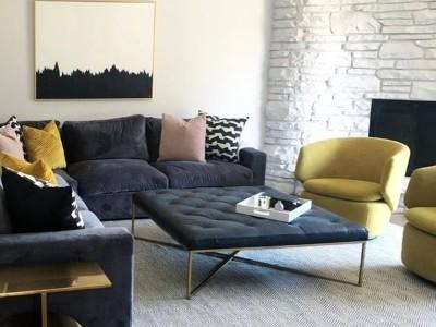 8个超级舒适的现代家庭房创意